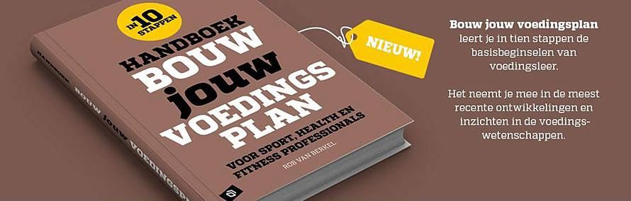 Handboek bouw jouw voedingsplan